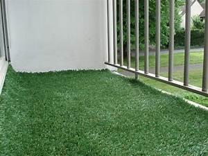 Gazon Artificiel Balcon : fausse pelouse pour balcon ~ Edinachiropracticcenter.com Idées de Décoration