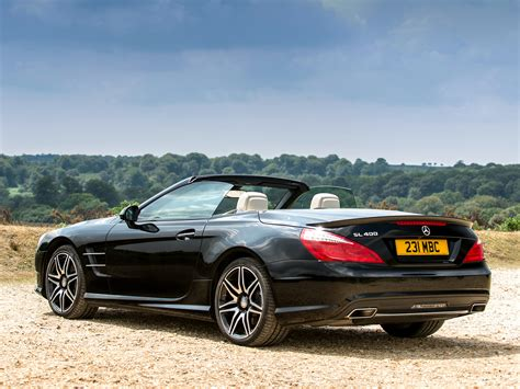 mercedes benz details  sl  roadster autoevolution