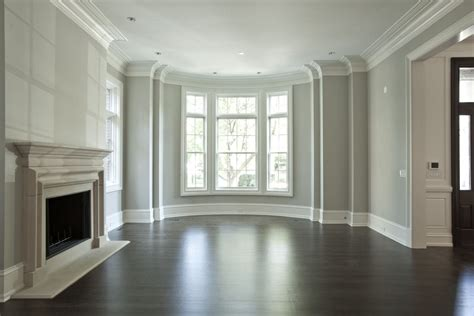 crown molding  baseboards
