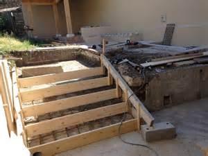 Coffrer Un Escalier Extérieur by R 233 Alisation D Un Escalier Ext 233 Rieur 224 Salon De Provence