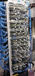 Wiring Closet Network Setup