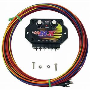 Edelbrock Nitrous Controller Wiring Diagram For