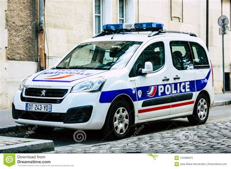 Colors Of France Editorial Image. Image Of Patrol