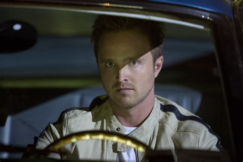 aaron paul in need for speed need for speed trailer and images aaron paul drives fast