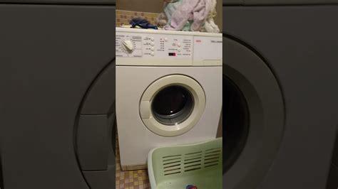 Aeg Lavamat Lagerschaden Waschmaschine