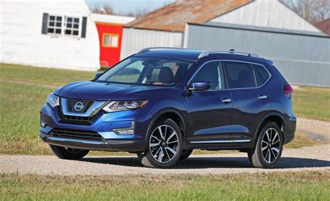 Compact Suv Reviews by 2017 Nissan Rogue Compact Suv Review And Spec Best