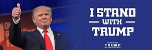 Lower Eastern Shore News: I Stand With President Trump 100%