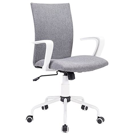 comfort swivel fabric office and home task chair with