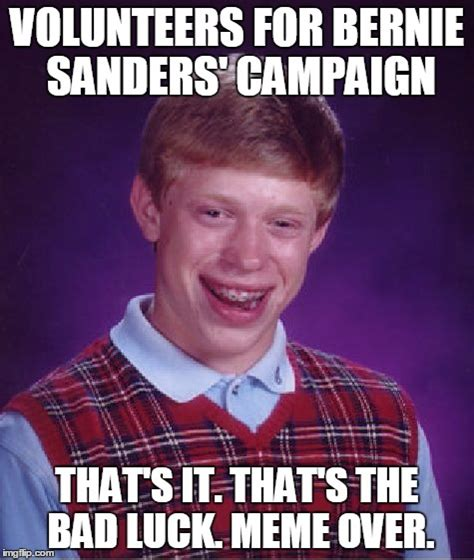 Bad Luck Brian Meme Maker - bad luck brian meme imgflip