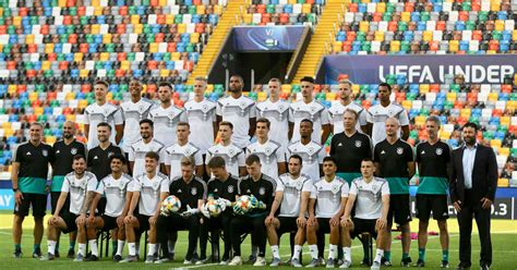 Check out who you can expect to see in action in the group stage from 24 march. U21-EM 2019: Kader von Deutschland mit Infos zu allen DFB ...