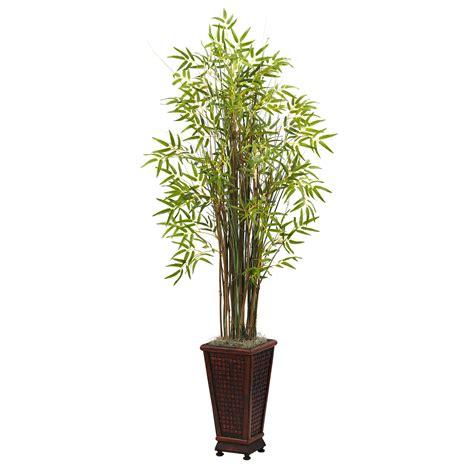 foot artificial grass bamboo plant  decorative