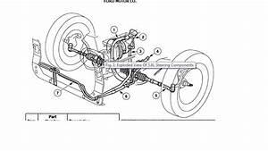 Mustang  My 1999 3 8l V6  Power Steering Pump