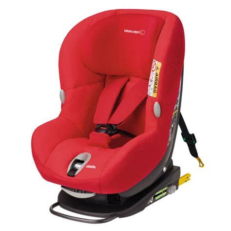 siege auto bebe confort moby siège auto milofix de bébé confort confort et sécurité