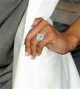 la la vazquez engagement ring buy me a rock With serena williams wedding ring