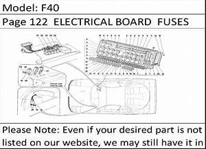 Buy Ferrari Part   61048000 Lamp  Light  Flasher Relay 3