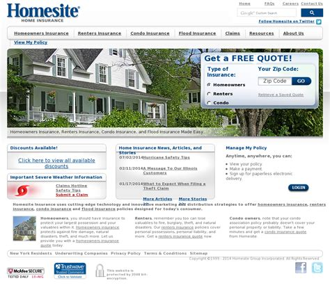 When you use our links to buy products, we may earn a. Homesite Homeowners Insurance Rating | Taraba Home Review