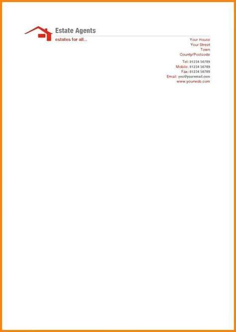 business letterhead templates  word sample