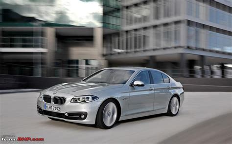 5 Series Forum 2014 bmw 5 series f10 facelift launched introducing 518d