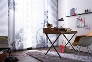 Gardinen Für Balkonfenster : schiebegardinen gestaltungsvorschl ge infos und tipps sch ner wohnen ~ Sanjose-hotels-ca.com Haus und Dekorationen
