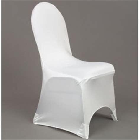 housse de chaise lycra pas cher location mobilier de réception chaise miami blanche