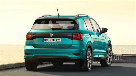 Family life has been a real test of. 2019 Volkswagen T-Cross Review - autoevolution