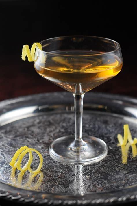 Bobby Burns Cocktail for Burns Night
