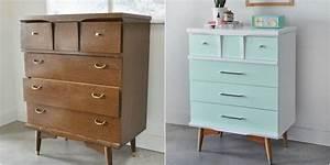 Commode À Peindre : comment peindre un meuble la r ponse en plus 75 id es pour votre relooking mobilier r ussi ~ Carolinahurricanesstore.com Idées de Décoration