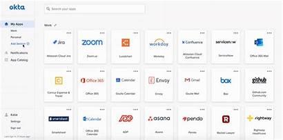 Okta Dashboard Plugin Browser Faster Redesigned End