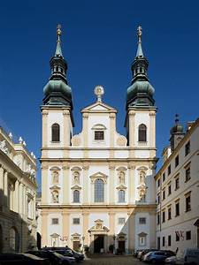 Jesuit Church  Vienna
