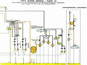 1972 Vw Super Beetle Engine Wiring Diagram
