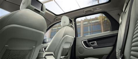 Land Rover Lr4 Interior Images