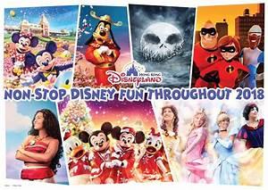 2018 Hong Kong Disneyland Resort Seasonal Events – The ...