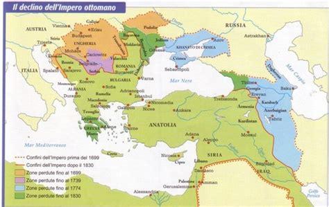 Impero Ottomano Prima Mondiale Cento Anni Di 1652 1763 Timeline Timetoast