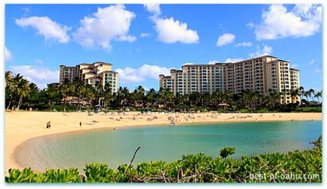 Ko Olina Oahu & Beach Lagoons