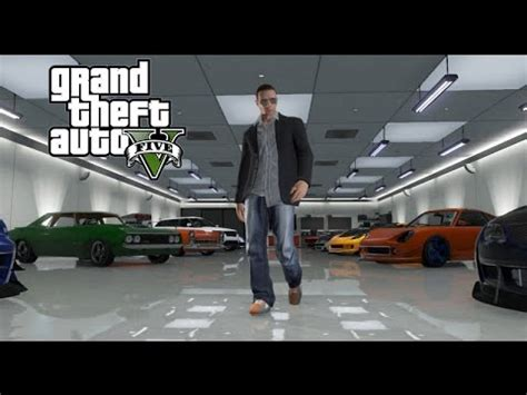 gta 5 buying a garage and vehicles gta 5 pc mods garage in story mode with editor Beautiful