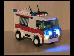 Lego Led Beleuchtung : lego rtw mit led beleuchtung youtube ~ Orissabook.com Haus und Dekorationen