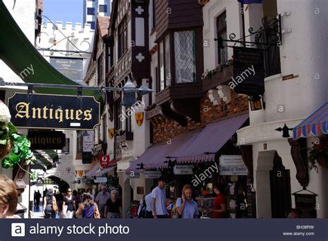 sign antique shop  historic stock  sign antique