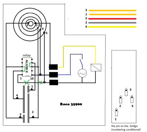 Turntable Wiring Diagram Together With Marklin