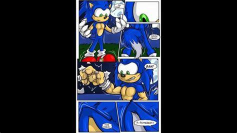 Sonic Werehog Transformation