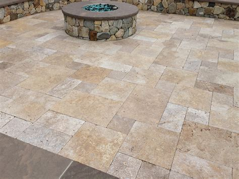 image gallery noche travertine pavers