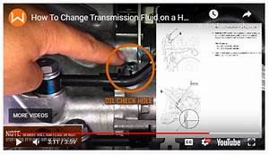 How To Change Your Manual Transmission Fluid On Your 10th