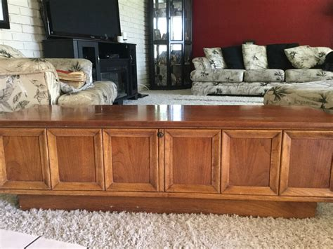 Left hand navigationskip to search results. I Have A Mid Century 1950's Lane Cedar Chest. What Is The ...