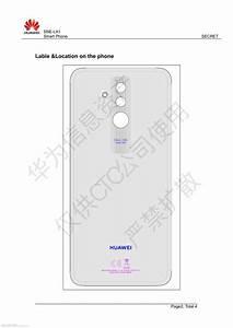 Huawei Mate 20 Lite Schematics Diagram Revealed By Fcc