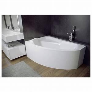 Baignoire Avec Tablier : baignoire rima baignoire salle de bain design ~ Premium-room.com Idées de Décoration