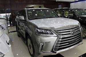 2017 Lexus LX Prices in Qatar, Gulf Specs & Reviews for Doha YallaMotor