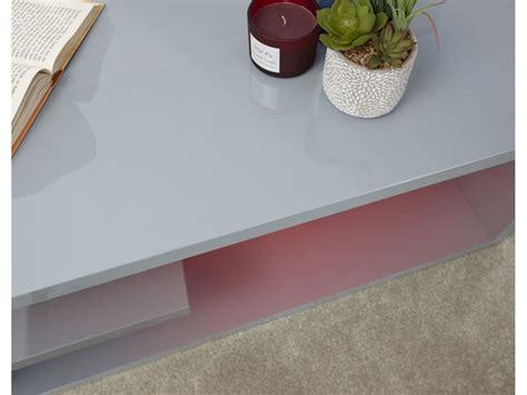 1000 x 724 jpeg 60 кб. Contemporary Grey Polar High Gloss Living Room LED Coffee Table