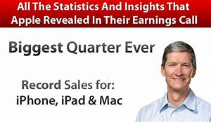 All The Statistics And Insights That Apple Revealed In ...