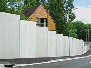 Mur En Béton : mur en b ton ~ Melissatoandfro.com Idées de Décoration