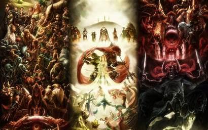 Zelda Legend Midna Backgrounds Wallpapers