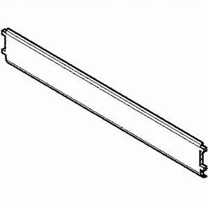Freezer Door Shelf Rail 5304493980